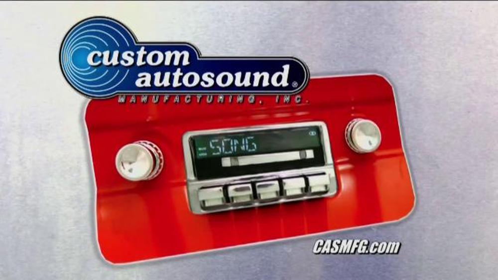 custom autosound slidebar radio tv commercial   u0026 39 digital