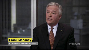 EY Global TV Spot, 'CFO: Need to Know: Audit'