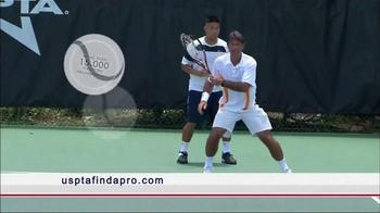 United States Professional Tennis Association TV Spot, 'Find a Pro'