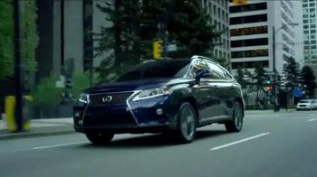 Lexus Golden Opportunity Sales Event TV Spot, 'Venture Further' - Thumbnail 2