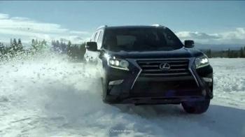 Lexus Golden Opportunity Sales Event TV Spot, 'Venture Further' - Thumbnail 6