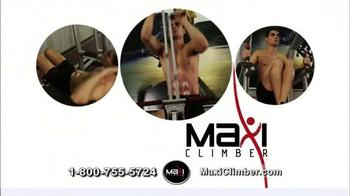 MaxiClimber TV Spot, 'Fitness Program Breakthrough' - Thumbnail 1