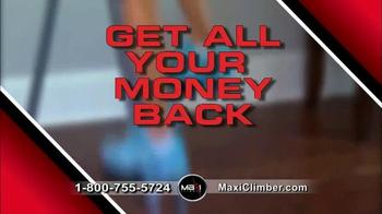 MaxiClimber TV Spot, 'Fitness Program Breakthrough' - Thumbnail 5