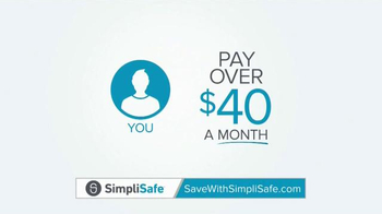 SimpliSafe TV Spot, 'Better, Smarter, Home Security' - Thumbnail 2