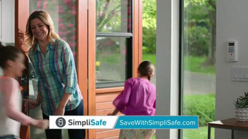 SimpliSafe TV Spot, 'Better, Smarter, Home Security' - Thumbnail 4