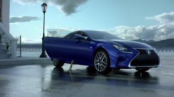 Lexus Golden Opportunity Sales Event TV Spot, 'Everyday Thrills' - Thumbnail 4