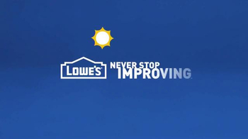 Lowe's TV Spot, 'Nose Test' - Thumbnail 5