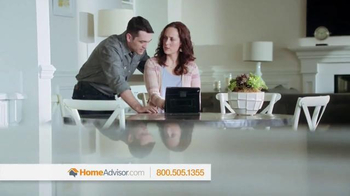 HomeAdvisor TV Spot, 'HomeAdvisor Testimonials: Jason Cameron' - Thumbnail 5
