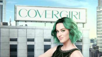 CoverGirl Super Sizer Mascara TV Spot, 'La gigante Katy Perry' [Spanish] - Thumbnail 7