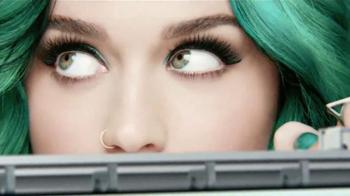 CoverGirl Super Sizer Mascara TV Spot, 'La gigante Katy Perry' [Spanish] - Thumbnail 1