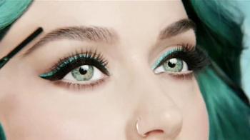 CoverGirl Super Sizer Mascara TV Spot, 'La gigante Katy Perry' [Spanish] - Thumbnail 3