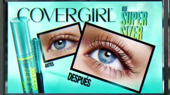 CoverGirl Super Sizer Mascara TV Spot, 'La gigante Katy Perry' [Spanish] - Thumbnail 4