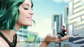 CoverGirl Super Sizer Mascara TV Spot, 'La gigante Katy Perry' [Spanish] - Thumbnail 5