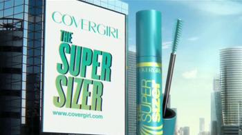 CoverGirl Super Sizer Mascara TV Spot, 'La gigante Katy Perry' [Spanish] - Thumbnail 6