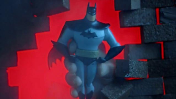 DC Collectibles Batman Animated Action Figures TV Spot, 'It's Batman'