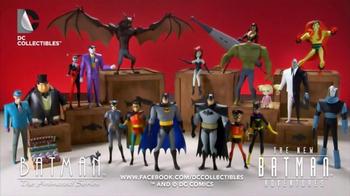 DC Collectibles Batman Animated Action Figures TV Spot, 'It's Batman' - Thumbnail 3