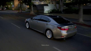 Lexus Golden Opportunity Sales Event TV Spot, 'Connect' Song by The Guinns - Thumbnail 2