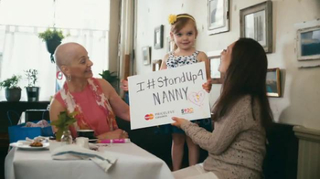 Mastercard TV Spot, 'Priceless Causes: Who Do You Stand Up 4?' - Thumbnail 8