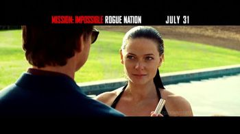 Mission: Impossible - Rogue Nation - Alternate Trailer 14
