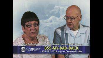 Craftmatic TV Spot, 'Pay Less' - Thumbnail 6