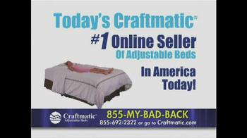 Craftmatic TV Spot, 'Pay Less' - Thumbnail 7