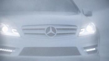 2013 Mercedes-Benz C 300 TV Spot, 'Ice Drifting' - Thumbnail 3