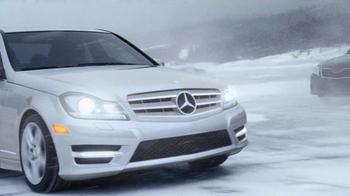 2013 Mercedes-Benz C 300 TV Spot, 'Ice Drifting' - Thumbnail 6