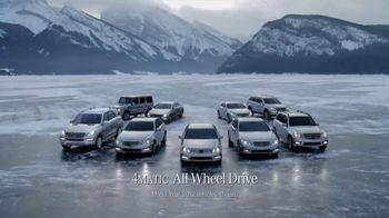 2013 Mercedes-Benz C 300 TV Spot, 'Ice Drifting'