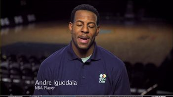 American Diabetes Association  TV Spot, 'Dribble to Stop Diabetes ' Featuring Andre Iguodala - 279 commercial airings