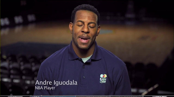 American Diabetes Association  TV Spot, \'Dribble to Stop Diabetes \' Featuring Andre Iguodala