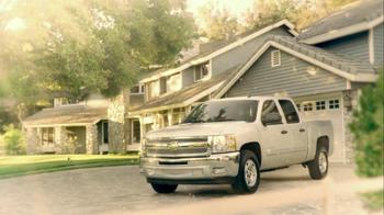 2013 Chevrolet Silverado All-Star Edition TV Spot, 'Unhappy Silverado' - Thumbnail 1
