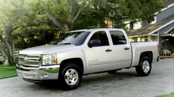 2013 Chevrolet Silverado All-Star Edition TV Spot, 'Unhappy Silverado' - Thumbnail 3