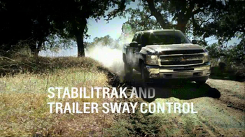 2013 Chevrolet Silverado All-Star Edition TV Spot, 'Unhappy Silverado' - Thumbnail 5