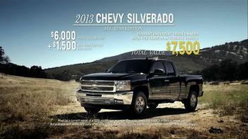 2013 Chevrolet Silverado All-Star Edition TV Spot, 'Unhappy Silverado' - Thumbnail 7