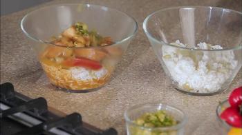 Ziploc Slider Bags TV Spot, 'Food Network: Gumbo' - Thumbnail 4