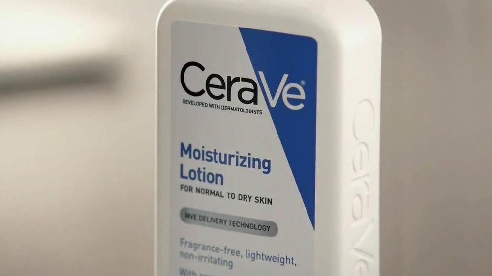 CeraVe TV Commercial, 'Beyond Moisturizing'