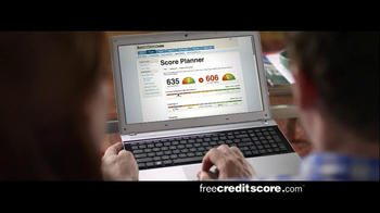 FreeCreditScore.com Score Planner TV Spot, 'Guacamole Tub' - Thumbnail 3
