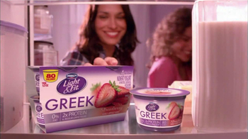 Dannon Light & Fit Greek Yogurt TV Spot, 'No Ordinary Low-fat Yogurt'  - Thumbnail 1