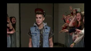 Schools4All TV Spot, 'What Did Justin Just Say' Featuring Justin Bieber - 128 commercial airings