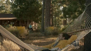 Nature Valley Sweet and Salty Nut Bars TV Spot, 'Hammock'