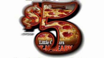 Little Caesars Pizza TV Spot, 'Deranged Clown' - Thumbnail 6