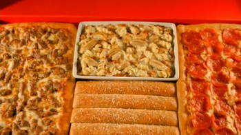 Pizza Hut Big Dinner Box TV Spot - Thumbnail 2