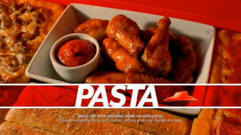 Pizza Hut Big Dinner Box TV Spot - Thumbnail 7