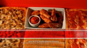 Pizza Hut Big Dinner Box TV Spot - Thumbnail 8