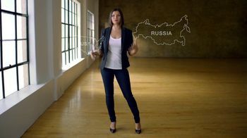 Weight Watchers Online TV Spot, 'From Russia' - 1137 commercial airings