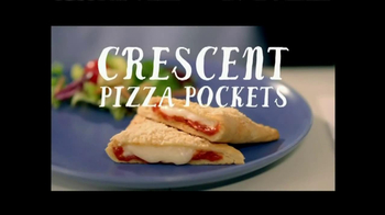 Pillsbury Crescents TV Spot, 'Crescent Pizza Pocket' - Thumbnail 7