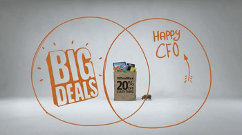Office Max TV Spot, '20% Off Everything Bag: Rhino' - Thumbnail 5