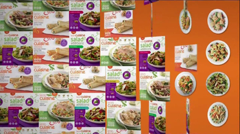 Lean Cuisine Salad Additions TV Spot - Thumbnail 8