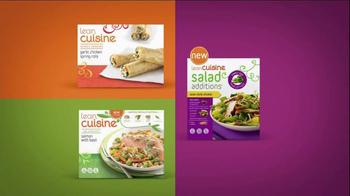 Lean Cuisine Salad Additions TV Spot - Thumbnail 4