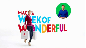 Macy's Week of Wonderful TV Spot, 'Resolution Solution' Feat. Clinton Kelly - 69 commercial airings